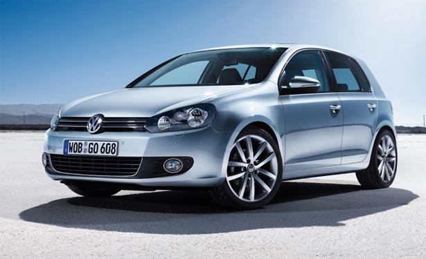 Volkswagen Golf опять стал автомобилем года