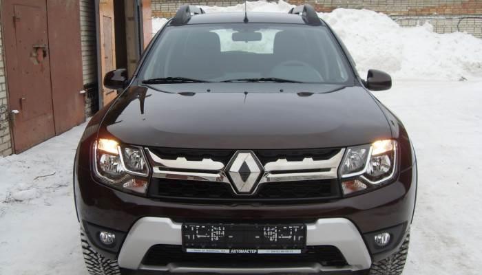 Renault Duster-dvigatel-2.0