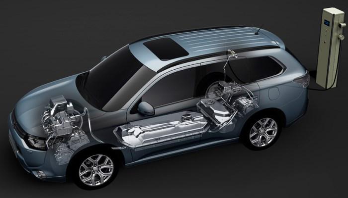 hybrid-Mitsubishi-Outlander PHEV