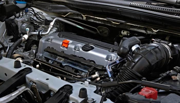 Honda CR-V 2.0-litra