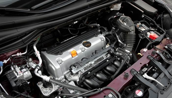 Honda CR-V 2.4-litra