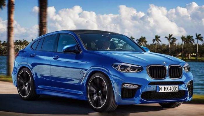 BMW X4 M-2019