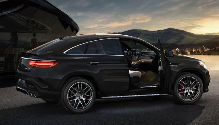 Mercedes-Benz GLE AMG 2019-2020