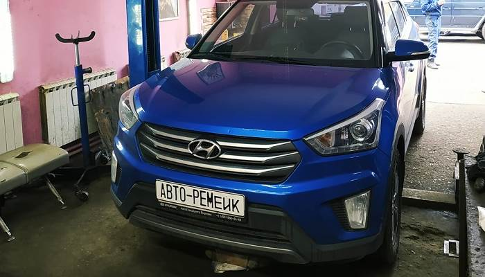 Hyundai Creta 2.0 4WD