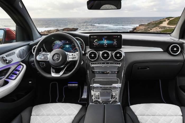 Mercedes GLC-2020