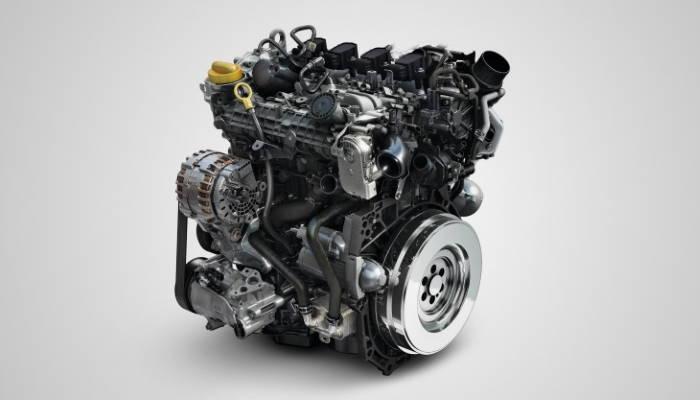 Новый двигатель Рено 1.3