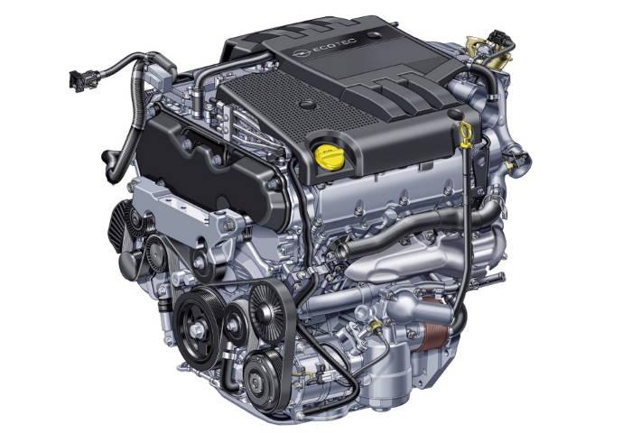 Двигатели Опель Вектра С