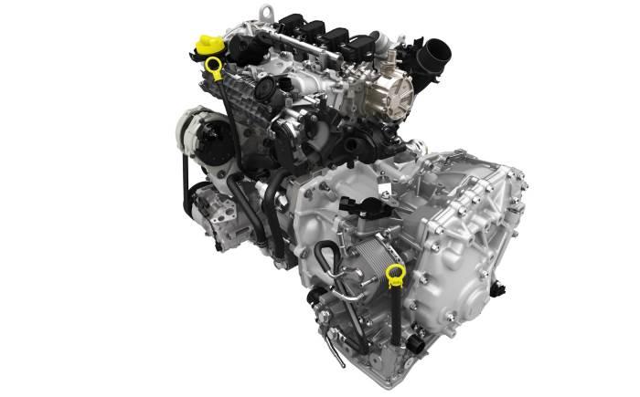 Двигатель Аркана