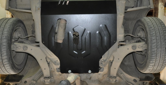 защита двигателя дэу нексия