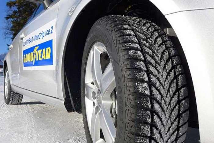 Автомобильные шины Гудиер