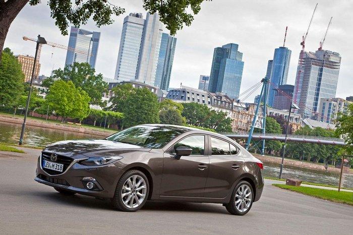 Где собирают Мазду 3, особенности производства Mazda 3