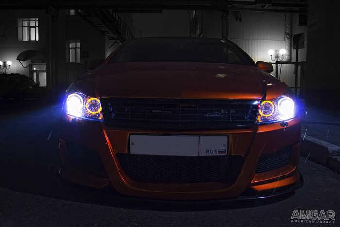 Оптика для Opel
