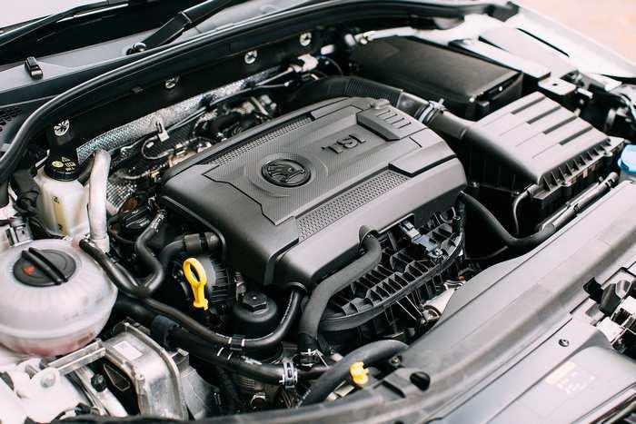 двигатель Skoda Octavia vRS