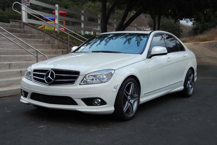 Mercedes-Benz C 180 K W204