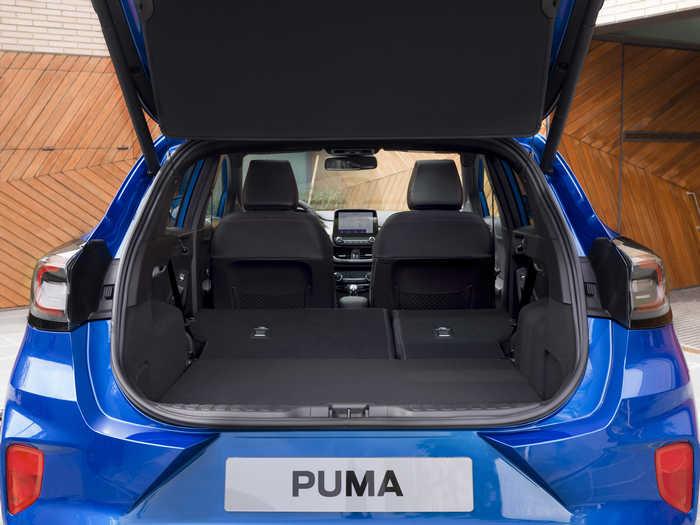 интерьер Puma