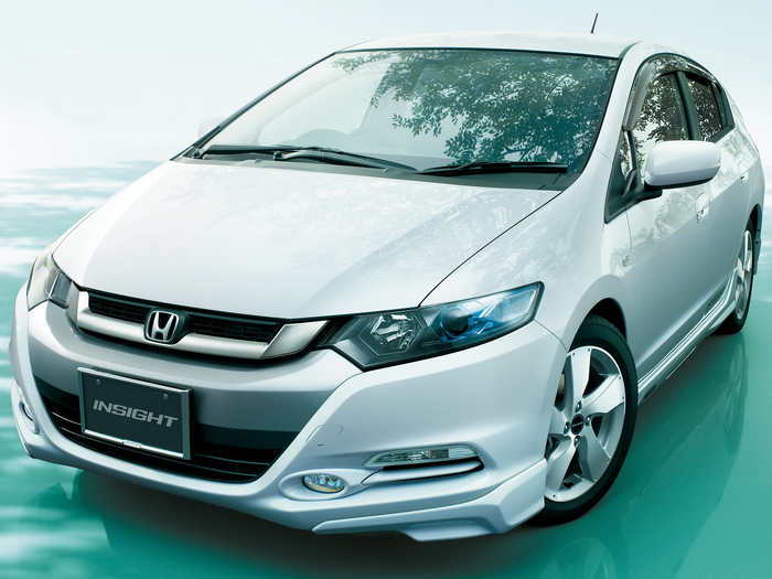 Honda Civic Insight