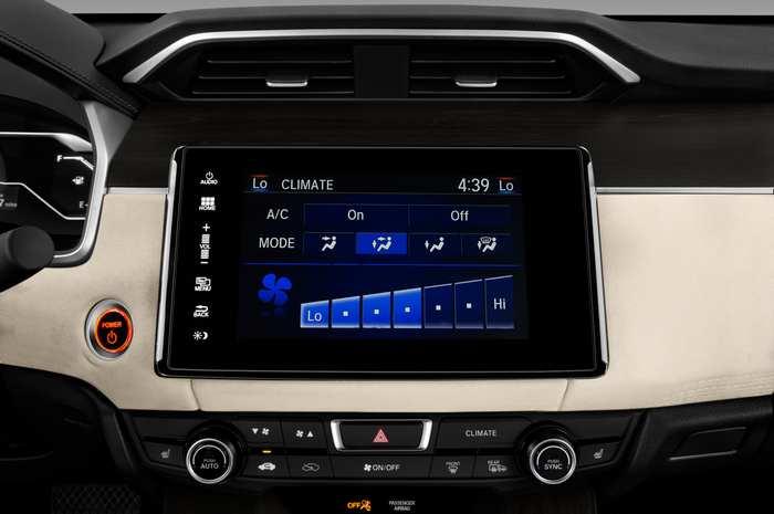 Информационно-развлекательная система Honda CLARITY