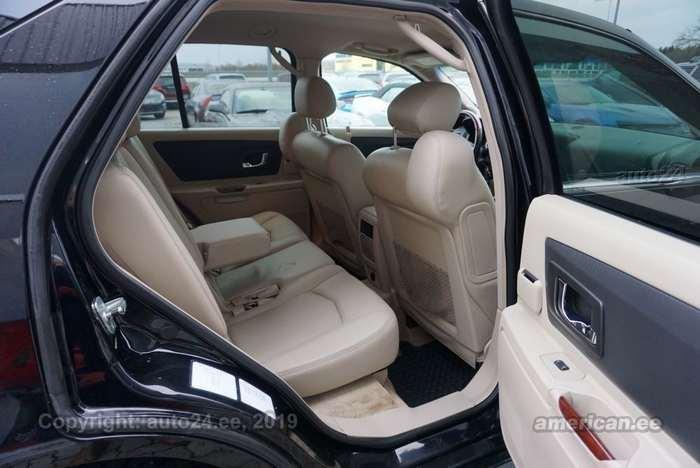 салон Cadillac SRX 3.6 V6 Sport Luxury 2