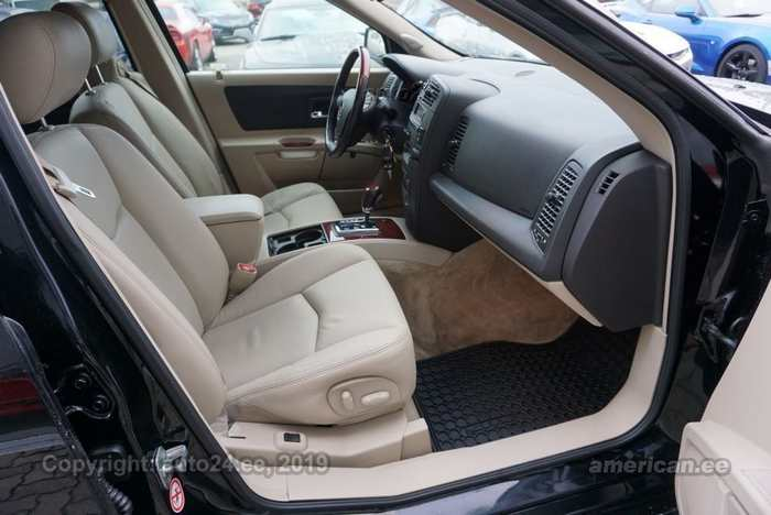 салон Cadillac SRX 3.6 V6 Sport Luxury