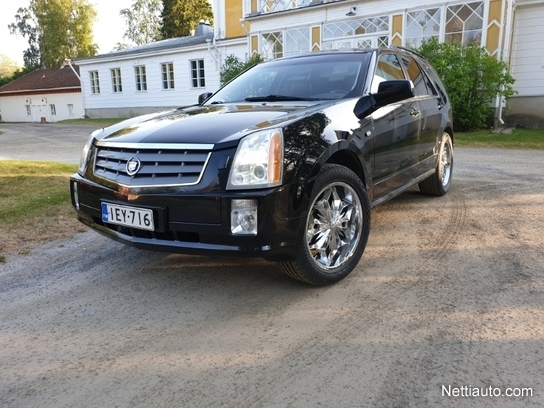 Cadillac SRX 3.6 V6 Sport Luxury