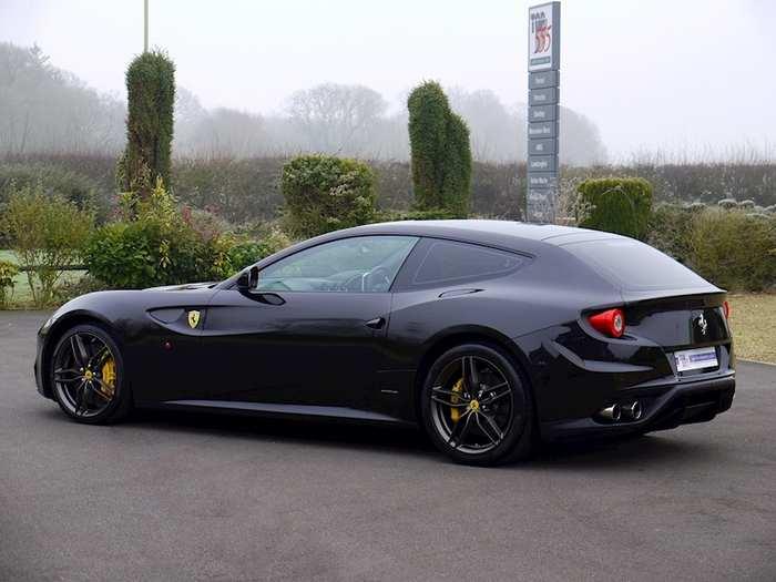 Ferrari FF 6.3 V12