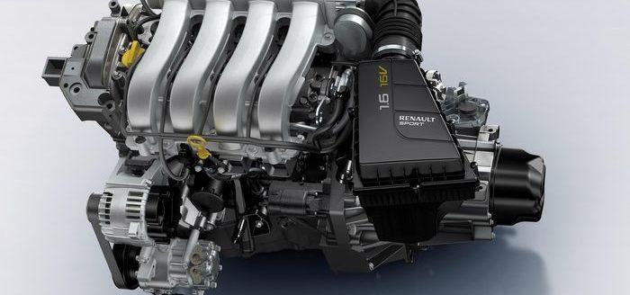 Renault Wind двигатель