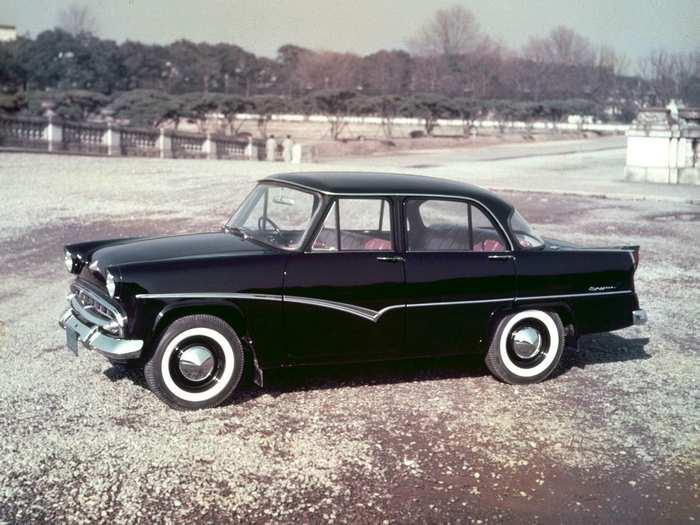 nissan 1957
