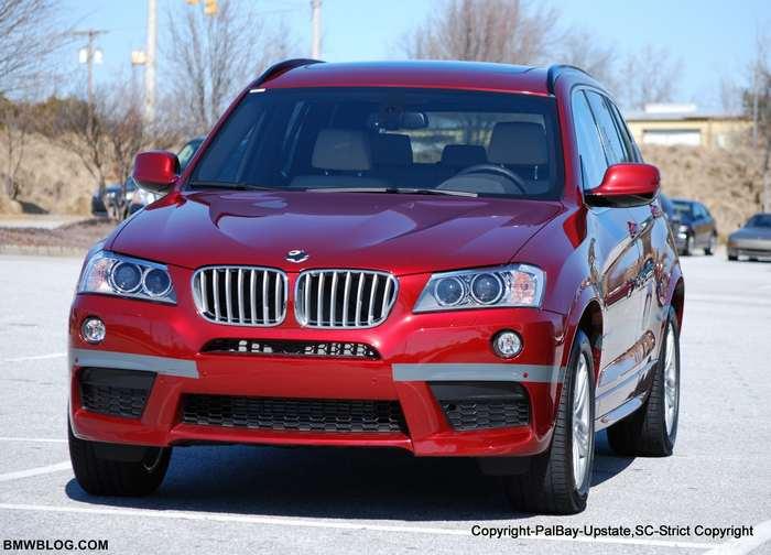 BMW X3 БУ
