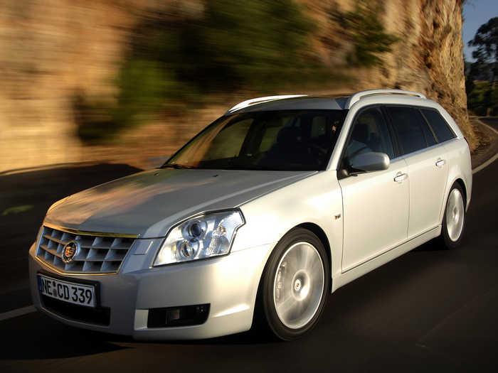 Cadillac BLS Wagon Elegance