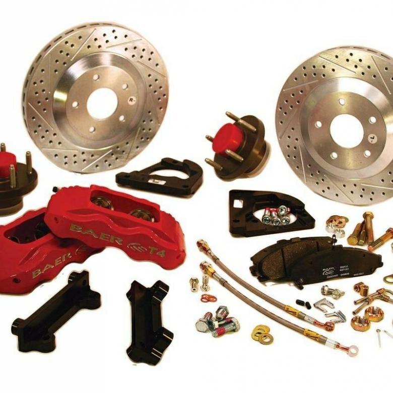 Советы по выбору б/у деталей для ремонта тормозной системы иномарки