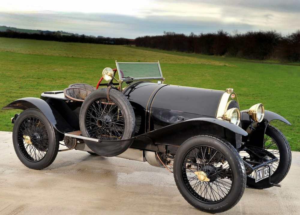 История компании Bugatti