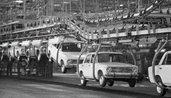 История компании Lada