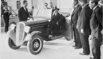 История компании Nissan