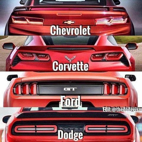 Американские автозадницы