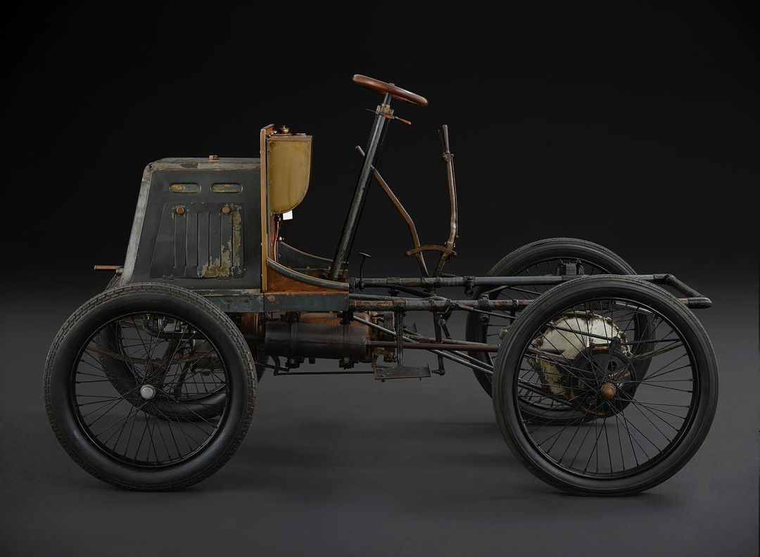Isotta Fraschini 1901
