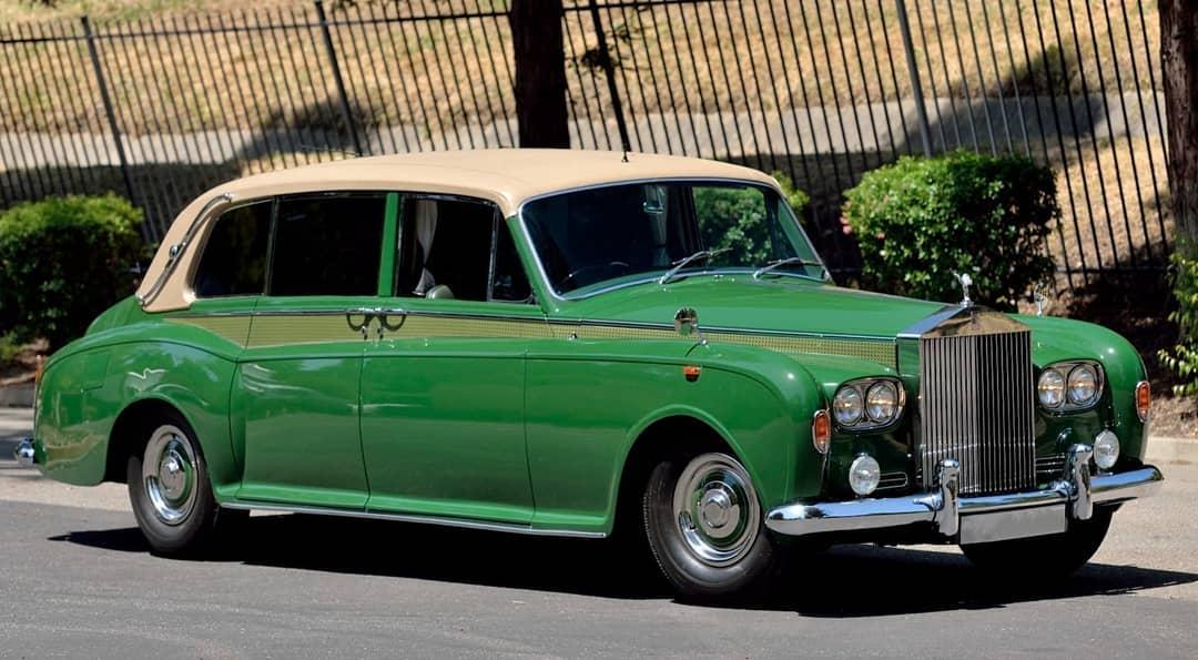 Rolls Royce Phantom VI 1969