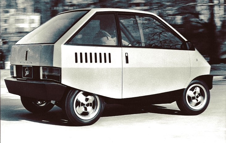 Ford Ghia Urban 1975