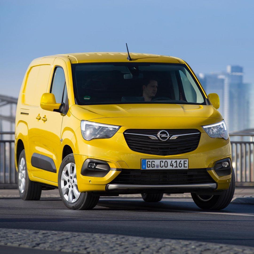 Opel Combo-e Cargo XL '2021