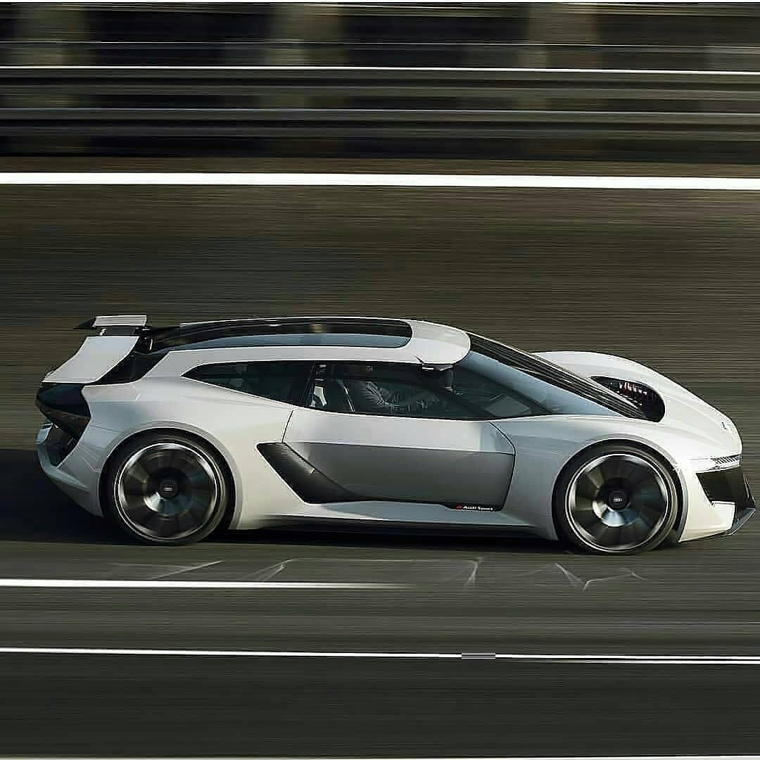 Audi PB18 Е-tron