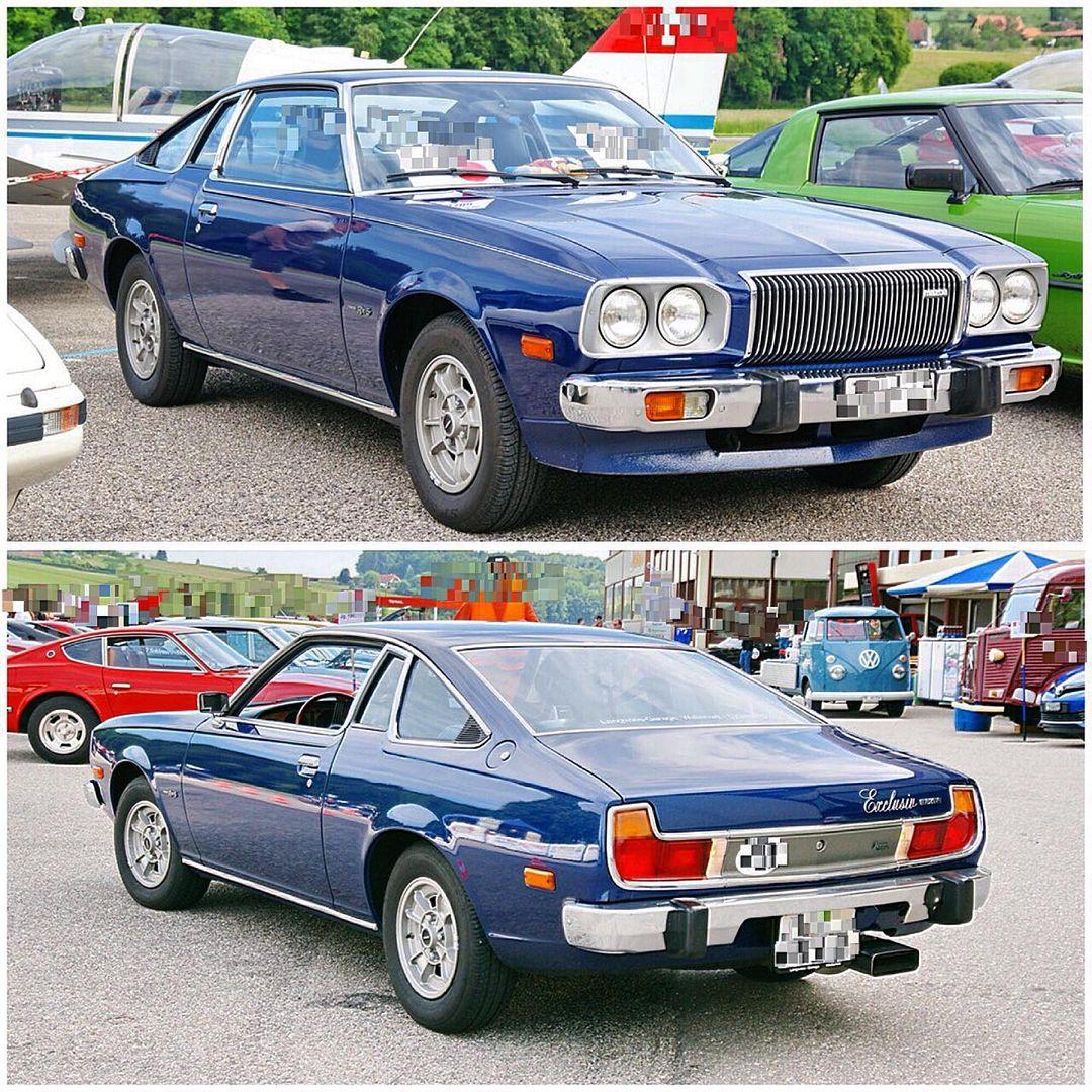 Mazda RX5 1976