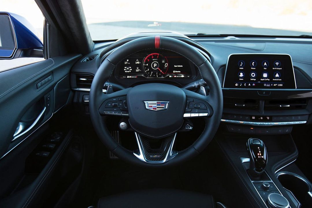 Cadillac CT4-V и CT5-V