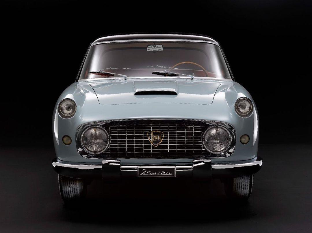Lancia Florida Berlina by Pininfarina 1955