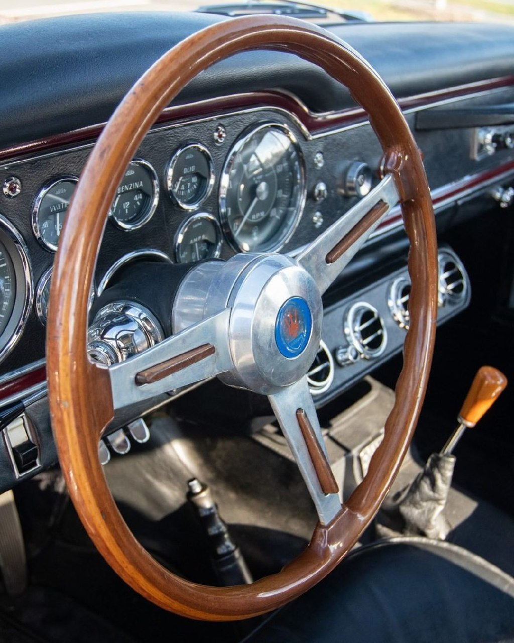 Maserati Sebring 1965