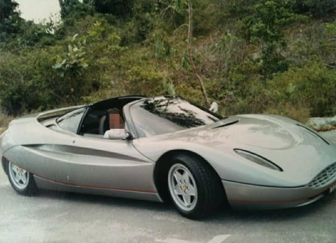 Ferrari F90  Based on Ferrari 512TR
