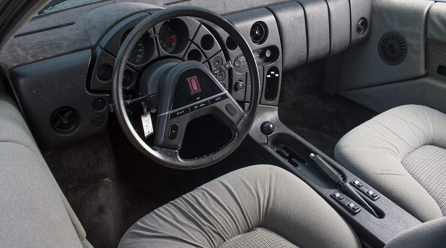 Lincoln Quicksilver 1983
