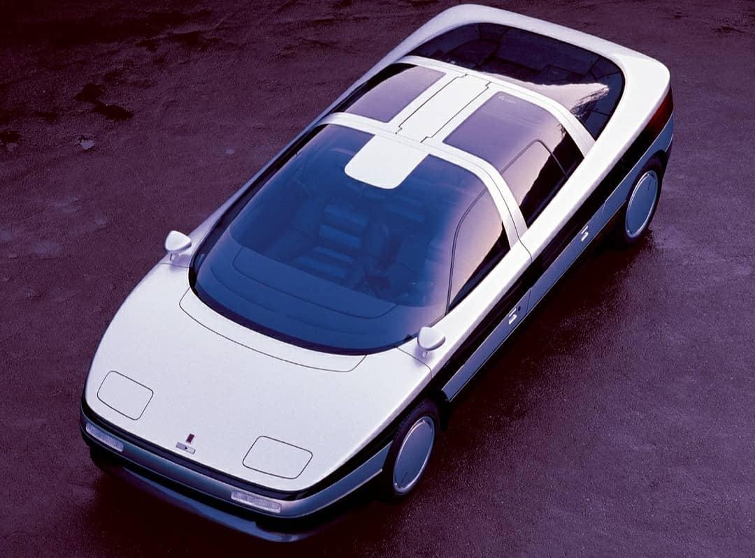 ItalDesign Incas (Oldsmobile Incas) 1986