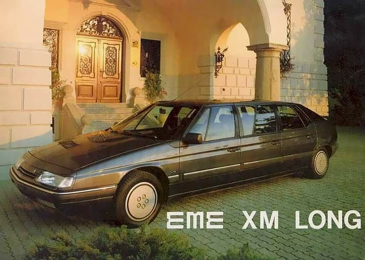 EME Engineering Citroen XM Long
