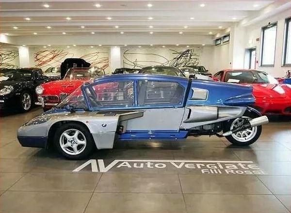 BMW Modulo M89 1997
