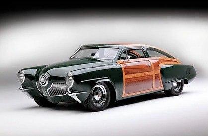 Studebaker Woodie 1951