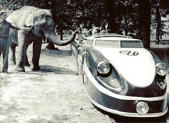 А Вы видели такой VW?